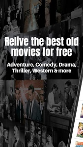 screenshot of Old Movies - Full Free Classics Weekly version 1.5.1