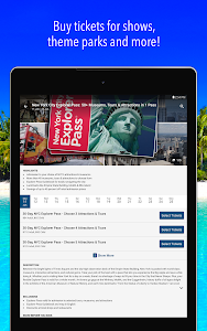 screenshot of Orbitz - Hotels, Flights & Package deals version 20.7.0