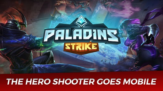 screenshot of Paladins Strike version 1.0