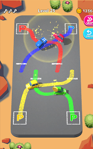 screenshot of Park Master version 2.2.0