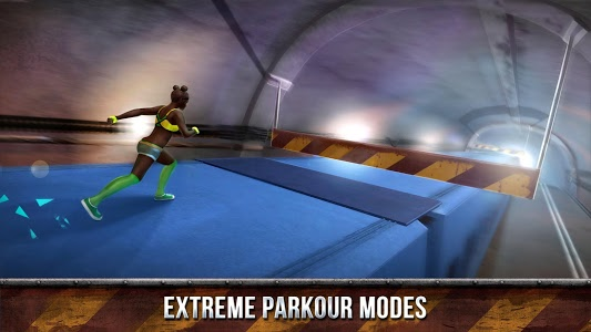 screenshot of Parkour Simulator 3D version 1.3.5