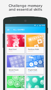 screenshot of Peak – Brain Games & Training version 3.37.5