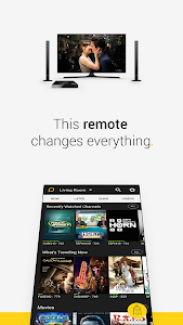 screenshot of Peel Smart Remote version 10.7.2.4