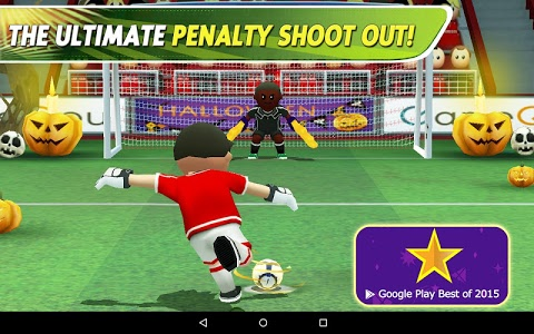 screenshot of Perfect Kick version Varies with device