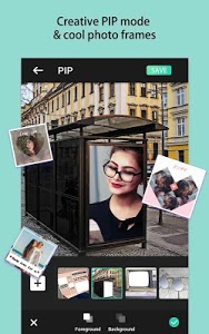 screenshot of Photo Collage Maker, PIP, Photo Editor, Photo Grid version 1.8.2