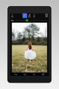 screenshot of DSLR Camera Effect Maker version 2.6