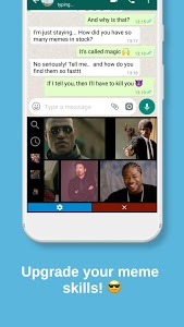 screenshot of PicBoard | Image Search Keyboard | With Stickers! version 2.0.2