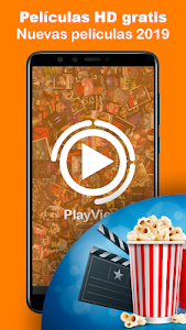 screenshot of PlayVie Ver Películas gratis version 1.0