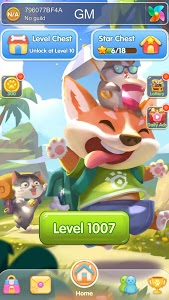 screenshot of Puppy Crush version Varies with device
