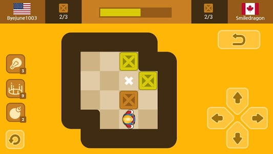 screenshot of Push Maze Puzzle version 1.0.12