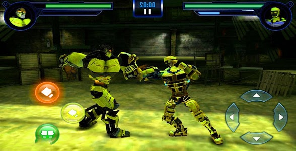 screenshot of Pwer Real Steel WRB Tips version Real