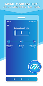 screenshot of Fast Charger, Battery Charger version 1.0