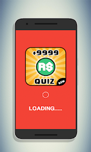 screenshot of Quiz For Robux - Earn Free Robux version 1.0