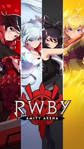 screenshot of RWBY: Amity Arena version 1.5.0.KG