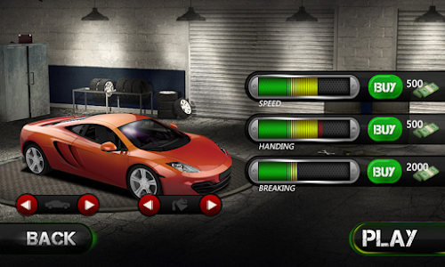 screenshot of Race the Traffic version 1.2.1
