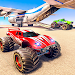 Real Monster Truck Airplane Transporter Game