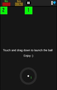 screenshot of Balls Resilien version 1.6