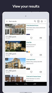 screenshot of Rightmove UK property search version 3.5.6.1557686830.887