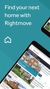 screenshot of Rightmove – search UK properties for sale & rent version 3.15.0.1587042674.097
