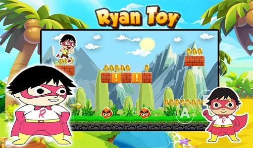 screenshot of Ryans Run Adventure Castl Toys version 2.3.4