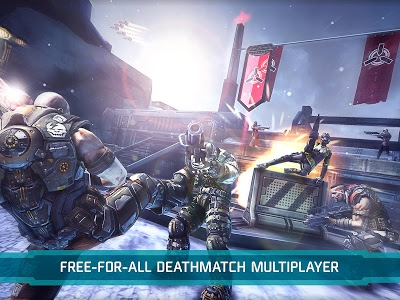 screenshot of SHADOWGUN: DEADZONE version 2.9.0