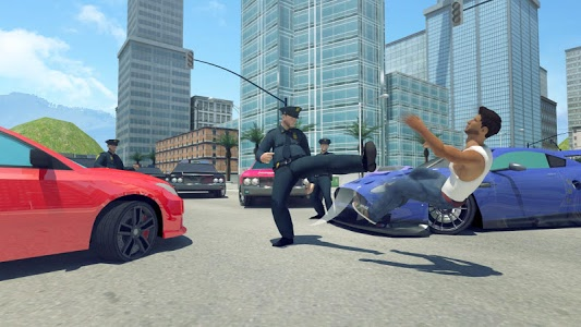 screenshot of San Andreas Crime Gangster 2017 version Varies with device