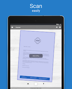 screenshot of Scanner App for Me: Scan Documents to PDF version 1.8