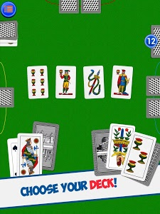 screenshot of Scopa version Varies with device
