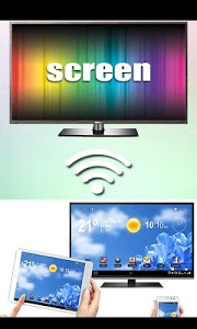 screenshot of Screen Mirroring to All TV version 2.6
