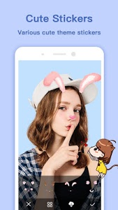 screenshot of Selfie Camera - Beauty Camera & Photo Editor version 1.4.2
