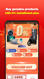 screenshot of Sendo: #1 Online Shopping App & Deals version 4.0.32