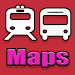 Download Shanghai Metro Bus and Live City Maps 1.0 APK