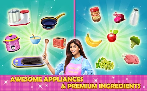 screenshot of Kitchen Tycoon : Shilpa Shetty - Cooking Game version 3.8