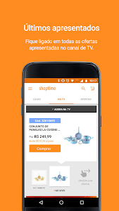 screenshot of Shoptime - Loja virtual com ofertas da TV version 2.56.0