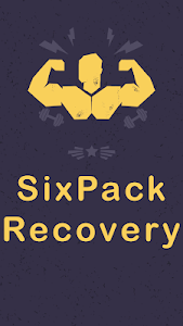 screenshot of Six pack recovery version 1.0