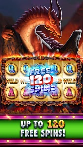screenshot of Free Slots Casino - Adventures version 1.2.497