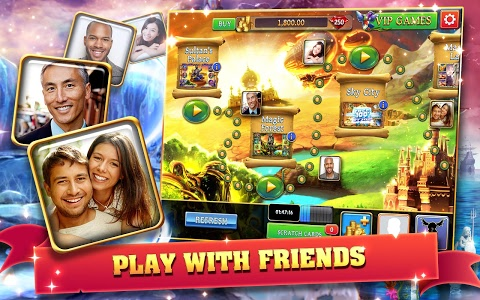 screenshot of Slots: Slot Machine Adventures version 1.0.186