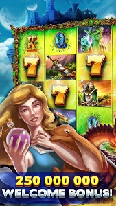 screenshot of Free Slots Casino - Adventures version 2.8.2275
