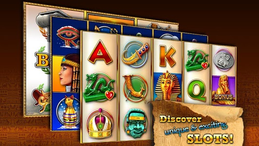 screenshot of Slots Pharaoh's Way - Slot Machine & Casino Games version 8.0.3