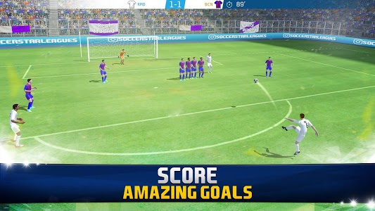 screenshot of Soccer Star 2019 Top Leagues: Play the SOCCER game version 2.0.3