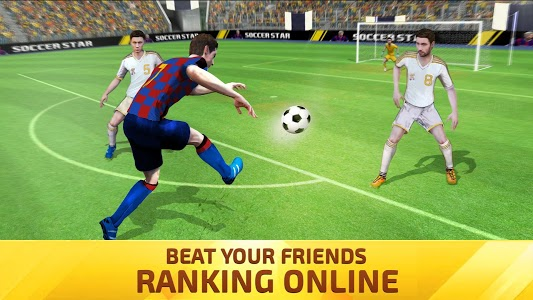 screenshot of Soccer Star 2020 Top Leagues: Play the SOCCER game version 2.3.0