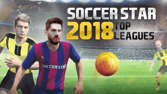 screenshot of Soccer Star 2019 Top Leagues · MLS Soccer Games version 1.5.1