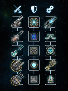 screenshot of Space Arena: Build & Fight version 2.4.6