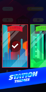 screenshot of SpaceR - Travel in Space version 1.3
