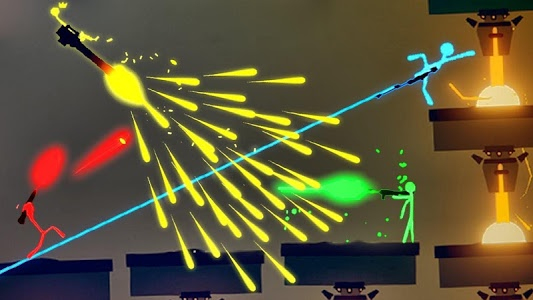 screenshot of Stick Man Fight version 2.0