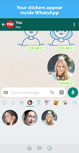 screenshot of Stickify: Stickers for WhatsApp - WAStickerApps version 2.9.1