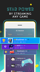 screenshot of StreamCraft - Live Stream Games & Chat version 2.5.3 (6117)