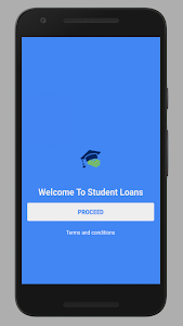 screenshot of Student Loans version 1.0