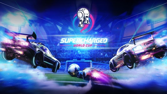 screenshot of Supercharged World Cup version 1.1.8085