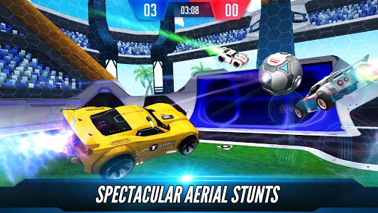 screenshot of Supercharged World Cup version 1.1.8083